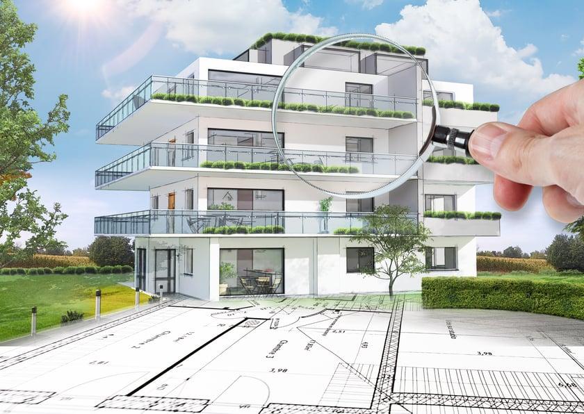Plans promotion immobilière